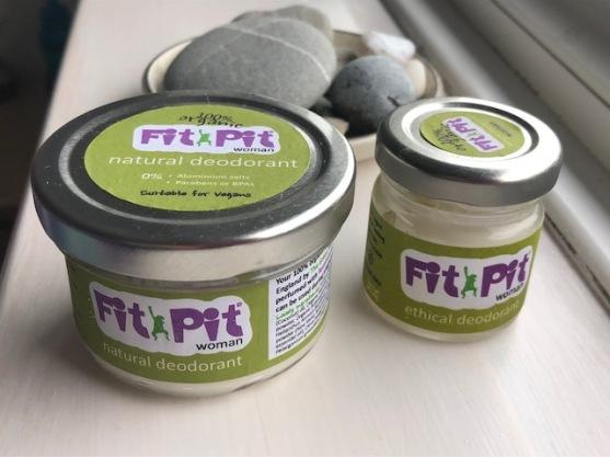 Fit Pit Vegan deodorant