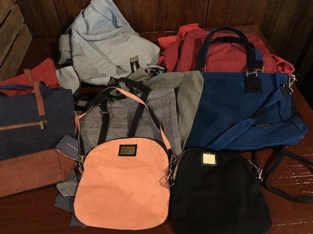 Monthly Loves - September - AdjustusV Bags