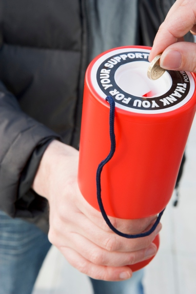 Donating Money To Charity
