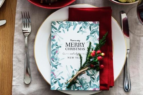 Veggie Christmas Menus